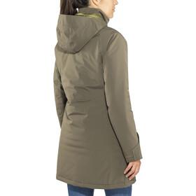 Yeti Raa Hardshell Down Coat Damen tarmac